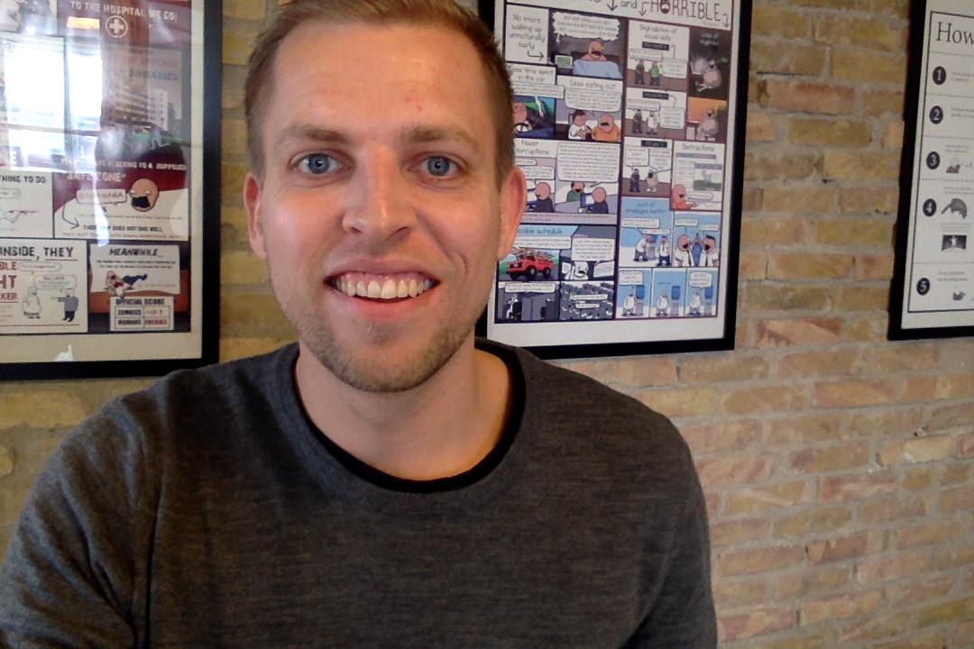 Du kan komme til at arbejde med mig, Bo Møller. Jeg lover at både jeg og de andre på teamet er flinke :-)